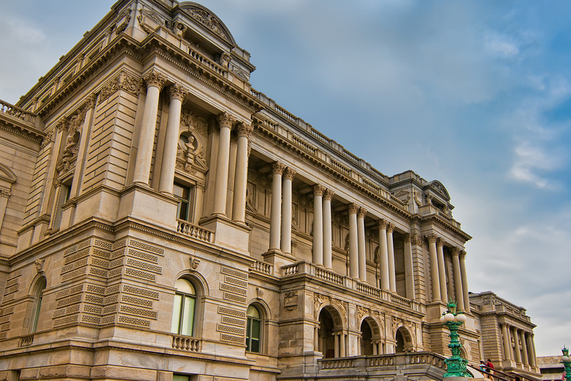 The Library of Congress is one of the first places you should go when in Washington. Photo by Tim Stanley Photography.