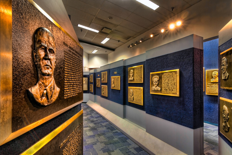 The Naval Aviation Hall of Honor recognizes individuals for extraordinary achievements in Naval Aviation. Photo by Tim Stanley Photography.