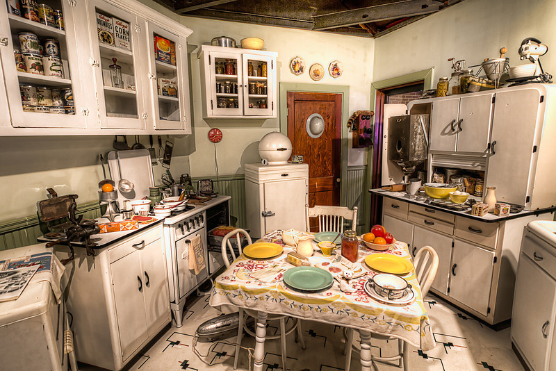 1940 kitchen styles